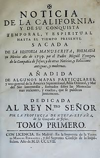 Miguel Venegas Mexican Jesuit