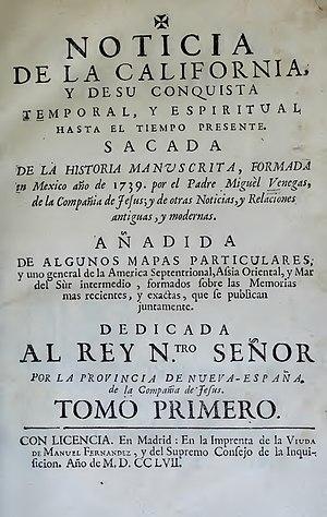 Burriel, Andrés Marcos (1719-1762)