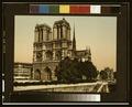 Notre Dame, Paris, France-LCCN2001698529.tif