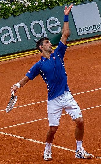Djokovic–Nadal rivalry - Novak Djokovic