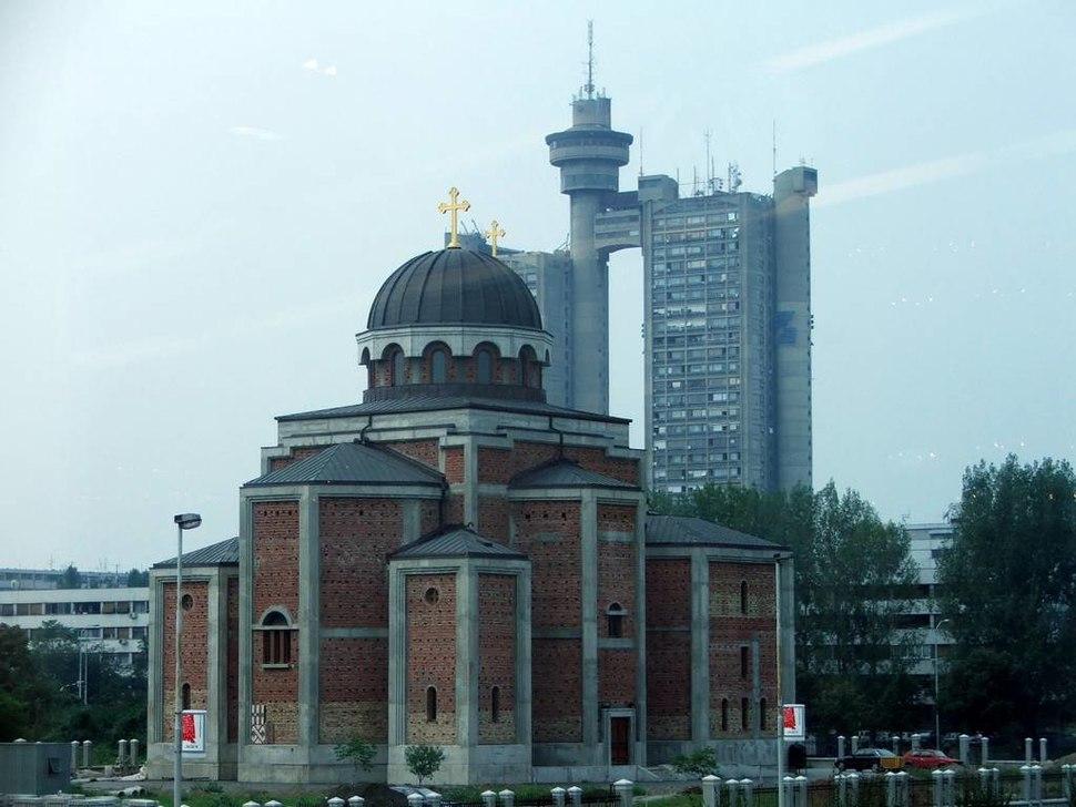 NoviBeograd-crkvaSvDimitrija