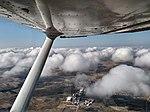 Nubes desde una cessna C172.jpg
