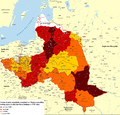 Number of households in Crown lands per Voivodeships of Polish-Lithuanian Commonwealth in 1789.png