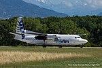 OO-VLJ Fokker 50 F27 Mark50 F50 - BCY (21000150169).jpg