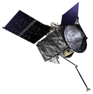 OSIRIS-REx Third mission of the New Frontiers program; orbital reconnaissance and sample return from 101955 Bennu