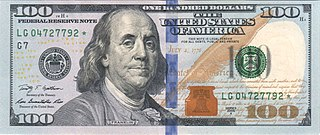 United States one-hundred-dollar bill Current denomination of United States currency