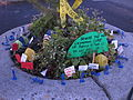 Occupy Mills Ends Park in Portland, Oregon.JPG