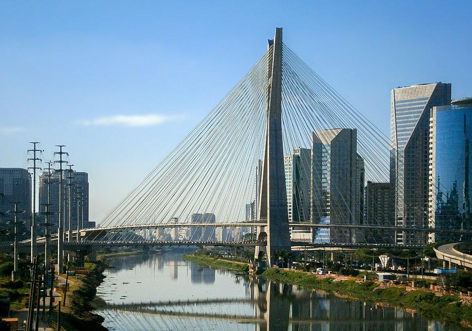 Octávio Frias de Oliveira Bridge, 2014