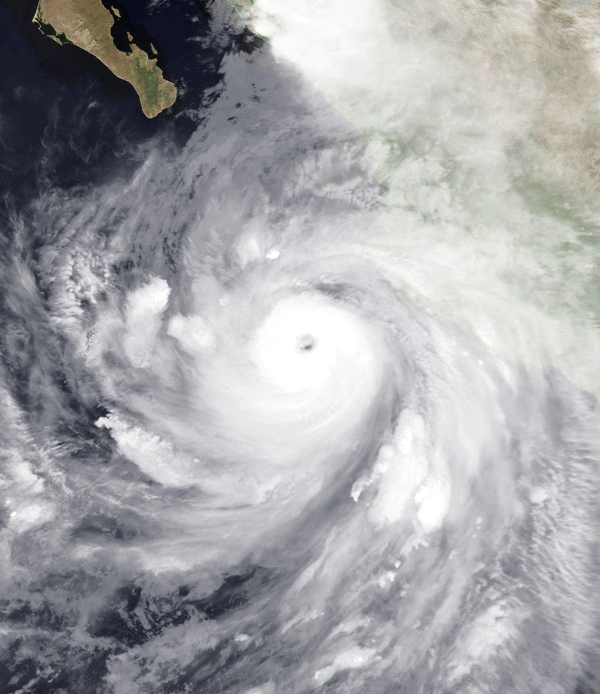 Hurricane Odile - Wikipedia