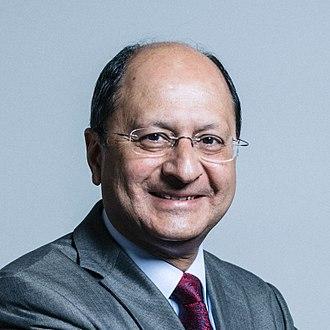 Shailesh Vara - Image: Official portrait of Mr Shailesh Vara crop 3