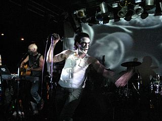 ohGr electro-industrial band