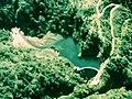 Ohara Dam lake (Katsuyama, Fukui) 1977.jpg