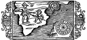 Didrik Pining - Image: Olaus Magnus On the dwarfs of Greenland and the rock of Hvitsark I