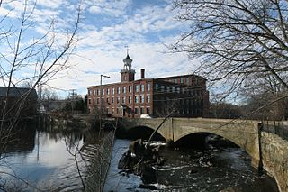 Billerica Mills Historic District