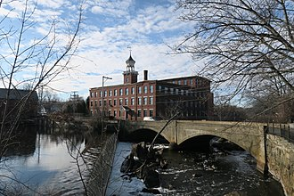 Billerica Mills Historic District - Old Talbot Mills