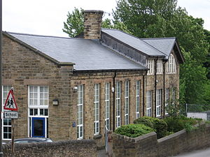Old Whittington - Mary Swanwick School
