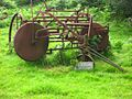 Old hay turner - geograph.org.uk - 893585.jpg
