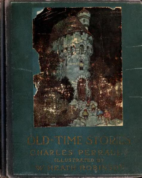 File:Old time stories (Perrault, Robinson).djvu