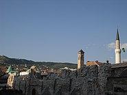 Old town Bascarsija, Sarajevo