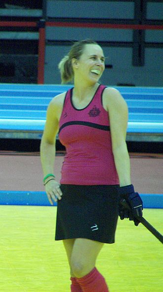 Jane Smith (field hockey) - Image: Olton v Slough (2226436413)