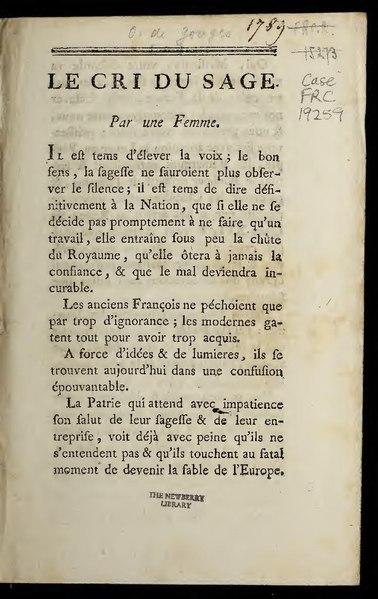 File:Olympe de Gouges - Le Cri du sage.pdf