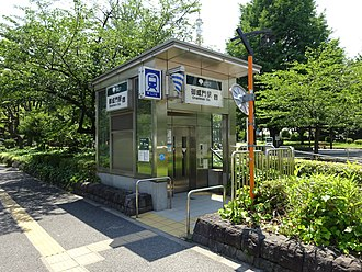 Onarimon Station - Entrance A6 in June 2016