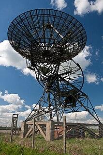 Mullard Radio Astronomy Observatory Observatory in the United Kingdom