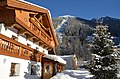 One of the lovely houses at Gries in the morningsun after a snowy night - panoramio.jpg