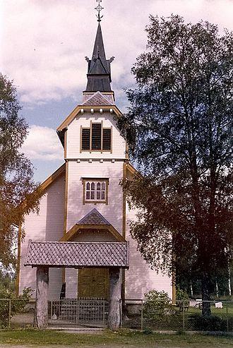 Ogndal - Skei Church