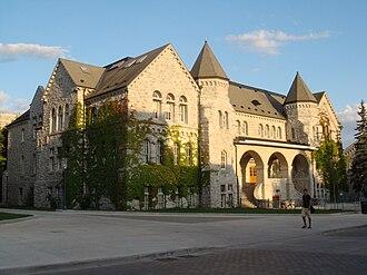 Matariki Network of Universities - Image: Ontariohall