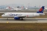 Onur Air, TC-ODA, Airbus A320-233 (25083814037).jpg