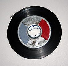 Open Real Audio Tape On an AEG (DIN) Hub.jpg