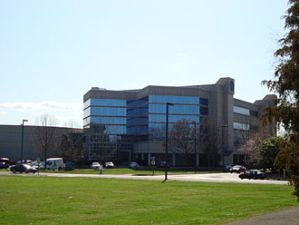 University of Alabama in Huntsville - The Optics Building