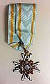Order of the Sacred Treasure, Third Class, (Japan decoration) - medal.JPG