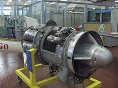 Orpheus turbojet engine.JPG