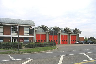 Essex County Fire and Rescue Service - Orsett Fire Station