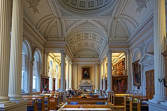 Osgoode Hall - The main library