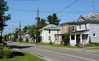 Osgoode Township human settlement in Canada