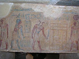 Osorkon II - Reliefs from the Tomb of Osorkon II