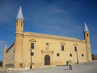 university in Osuna, Kingdom of Seville, Spain