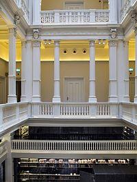 Ottoman Bank head office, now SALT Galata, İstanbul, 12967651205.jpg