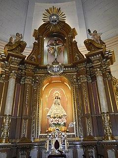 Our Lady of the Abandoned Parish Church (Marikina) Roman Catholic church in Marikina
