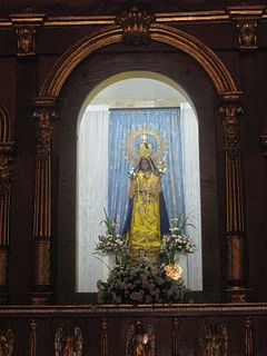 Our Lady of Piat 16th-century Philippine icon of Mary