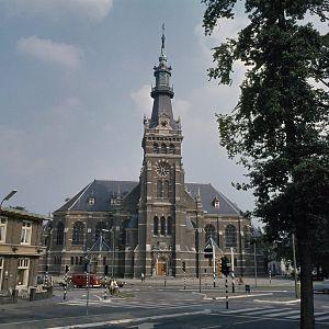 Rijksdienst voor het Cultureel Erfgoed - Front of the Grote Kerk (Dutch Reformed main church) - Apeldoorn - 20369718 - RCE