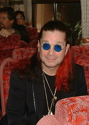 Ozzy Osbourne - Osbourne on tour in Japan in 1999