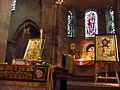 Pâques orthodoxes à l'église Saint-Étienne de Strasbourg (chœur).JPG