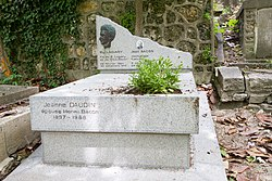 Tomb of Lagary and Bacon