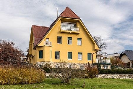 Villa Pauer built in 1913, Portschach am Wörther See, Austria