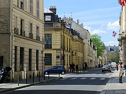 Image illustrative de l'article Rue de Varenne