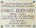 P1280212 Paris IV quai Bourbon n15 plaque rwk.jpg